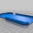 Download free STL file IPHONE 6S CASE • 3D printer object, FragrantAbyss