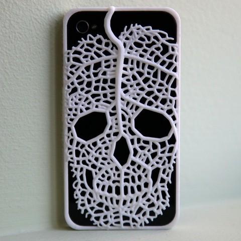 Objet 3D gratuit étui pour téléphone 3d, lmohirail2