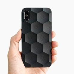Objet 3D étui pour téléphone 3d, lmohirail2