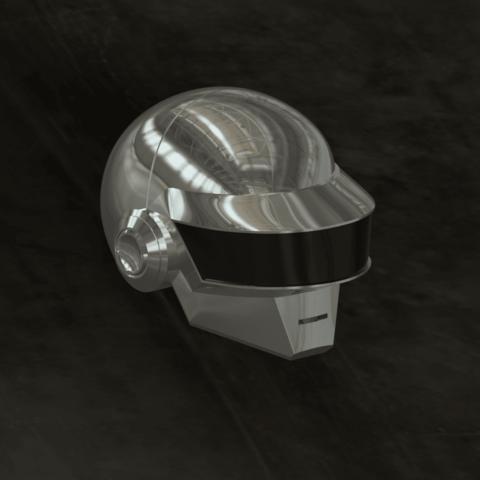Descargar modelos 3D gratis casco tonto punk thomas helmet, jordym