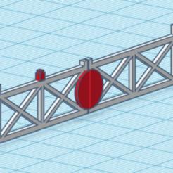 Descargar archivo 3D gratis Cruce de puertas del indicador N, bleblet