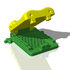 Télécharger fichier STL Presse éponge cuisine / Sponge press • Objet à imprimer en 3D, corentindumas06