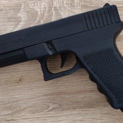 Download STL file Glock 17 replique/replica spring • Design to 3D print, corentindumas06