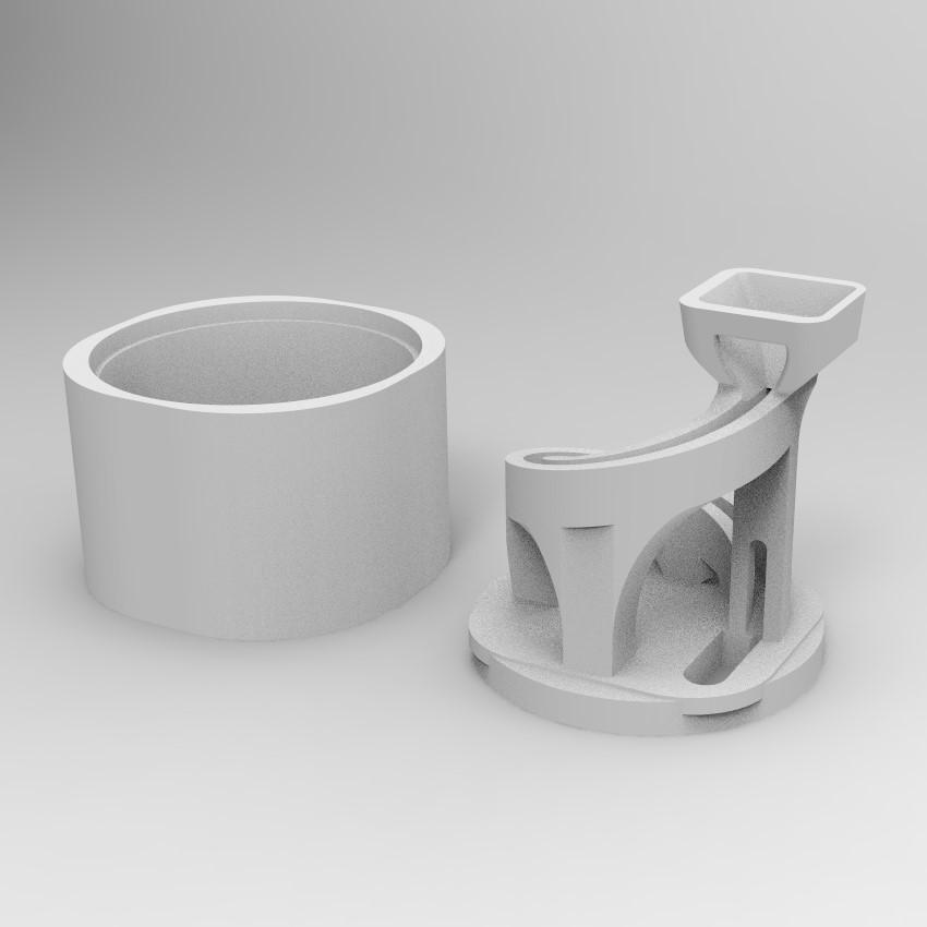 1.jpg Télécharger fichier STL gratuit tirelire • Modèle pour impression 3D, freeclimbingbo