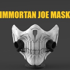 untitled.1601.jpg Download STL file IMMORTAN JOE MASK • 3D printer model, freeclimbingbo