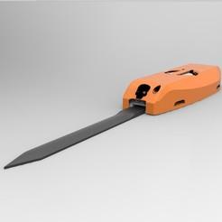 Download 3D printing files Assasin's blade, freeclimbingbo