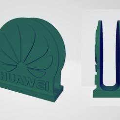 Servilletero_Huawei.jpg Download free STL file Servilletero Huawei -  Napkin holder • 3D printable model, mike21mzeb