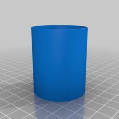 50mmtelescopeWeightCover.png Télécharger fichier SCAD gratuit Couverture du poids des télescopes • Design imprimable en 3D, adamSheekGeek