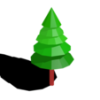 Download free 3D print files Low poly 3D tree model, Ankita85