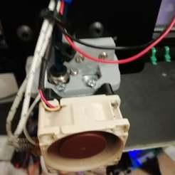 Télécharger modèle 3D gratuit adaptateur de chimère de Creality Ender, vingautmobile