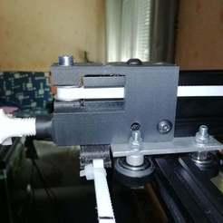 Download free 3D printing designs Belt tensionner with spring 8x35, vingautmobile