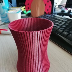 Download free 3D printing templates YAPP (Yet Another Pencil Pot), vingautmobile