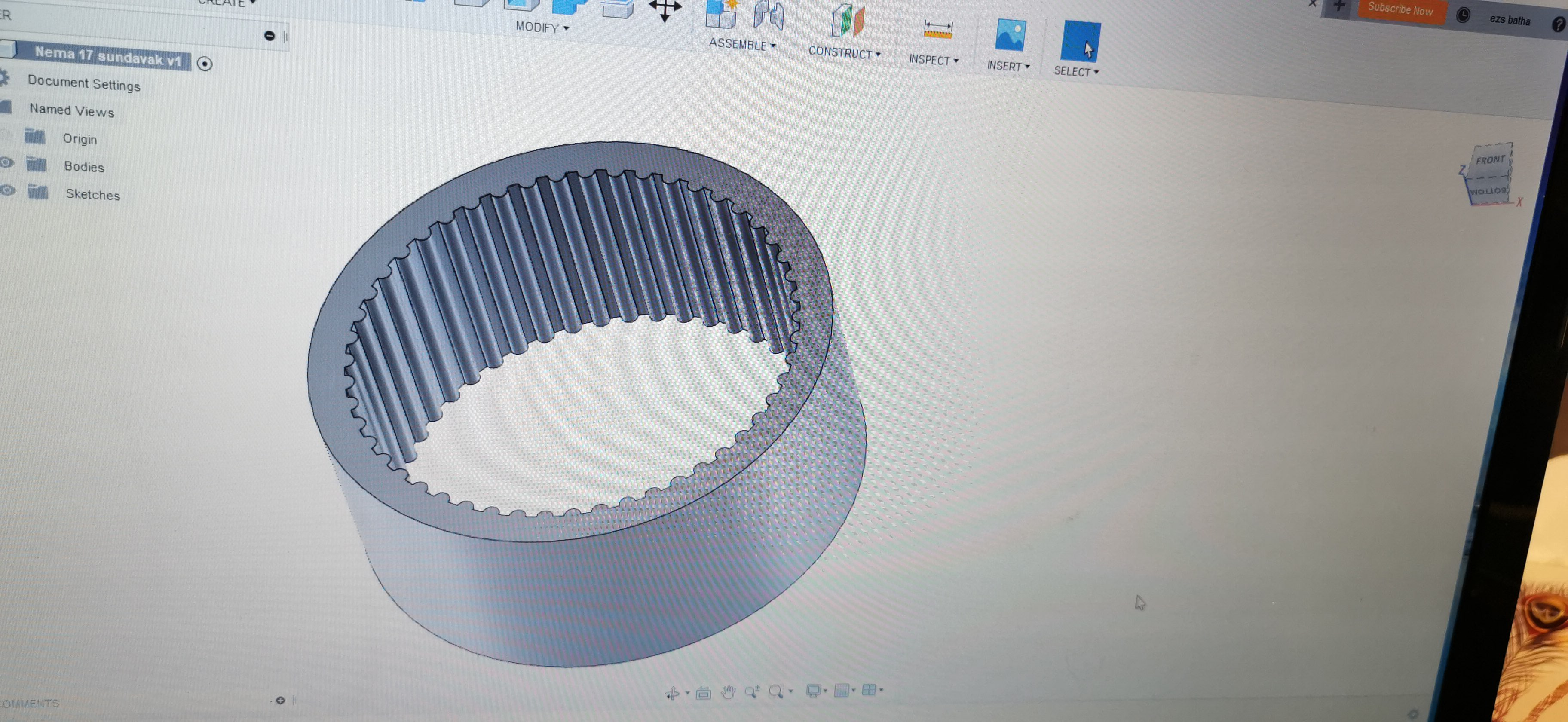 IMG-20191007-WA0006.jpeg Télécharger fichier STL gratuit Moteur Prusa d'origine - Rotor à étrier - Rotor de protection lors du démontage • Objet imprimable en 3D, fidak45