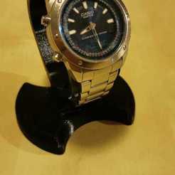 IMG-20200315-WA0013.jpg Télécharger fichier GCODE Montre-bracelet sur pied - support d'horloge • Design pour imprimante 3D, fidak45