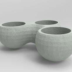 esferas.26.jpg Télécharger fichier STL gratuit Pot de l'Union • Plan pour impression 3D, Armandof