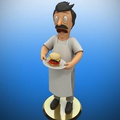 Bob_00.jpg5D015A57-4FBD-4225-9B1D-85C141E3707BDefault.jpg Download OBJ file Bob Belcher • 3D print model, vironusd