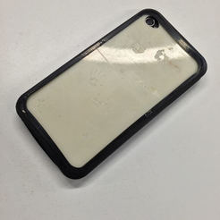 Télécharger fichier STL gratuit Juste un autre cas d'iphone4, Yipham
