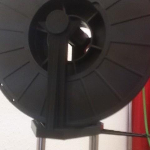 Télécharger objet 3D gratuit Porte-bobine pour Printrbot Simple Metal, Yipham