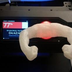 Download free 3D printer designs Beefy Knob, Yipham
