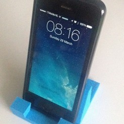 Download free 3D printing files iphone stands, Tramgonce