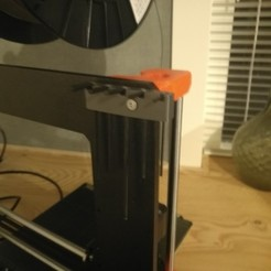 Free 3D printer model Hexkey holder for Original Prusa i3 MK3, _Jonatan