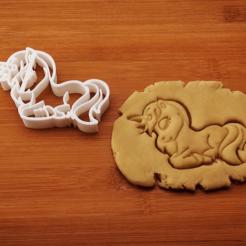 3D printing model COOKIE CUTTER UNICORN_5, crea3dj