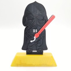 Télécharger STL Dark Vador de Star Wars, crea3dj