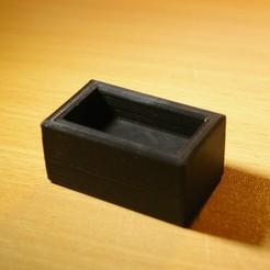 Free STL alfawise u30 antifibration pad holder, ledieuptah