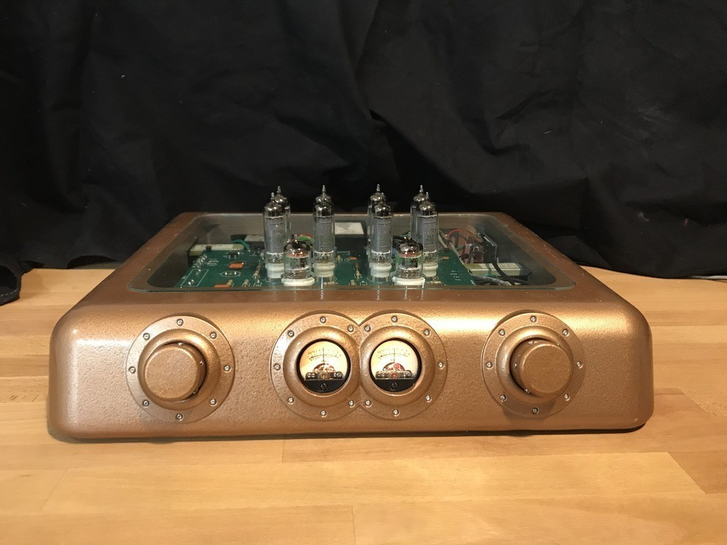 245372fcfa5d1032adb0469049a45f36_display_large.jpg Download free STL file Steampunk Vacuum Tube Amplifier • Template to 3D print, fastkite