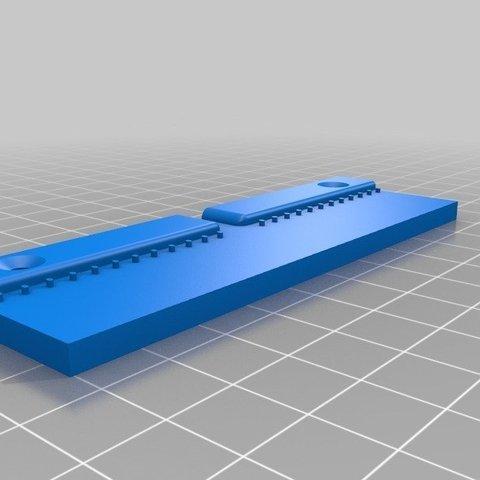Download free 3D printer files 8mm film splicer, fastkite