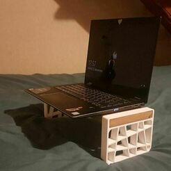 Capture.JPG Télécharger fichier STL gratuit Support tablette écran PC • Design pour imprimante 3D, fredotardy