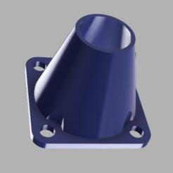 1.png Download free STL file Laser lens protector • 3D print object, V1nve