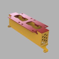 ensemble 2 et 6.png Download free STL file Stepper ventilation tunnel for Anycubic i3 mega or Trigorilla motherboard • 3D printing model, V1nve