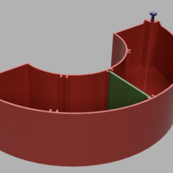 100.png Download free STL file Coil spool valve • Template to 3D print, V1nve