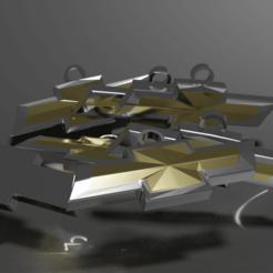 source.png Télécharger fichier STL porte clés voiture chevrolet • Modèle imprimable en 3D, theo24000