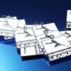 source.png Télécharger fichier STL porte clés gamer overwatch • Design à imprimer en 3D, theo24000