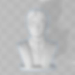 Télécharger modèle 3D gratuit Harry Potter - Buste - 80mm, Alice_Masked