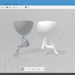 Download 3D printing models potman series8, izzettlm