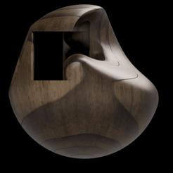 """sculpt_2019-Feb-21_10-23-57PM-000_CustomizedView115463621.png Télécharger fichier STL DeskTop Art no.1 """"Apacity"""" (Apacité) • Plan à imprimer en 3D, brdwlms"""
