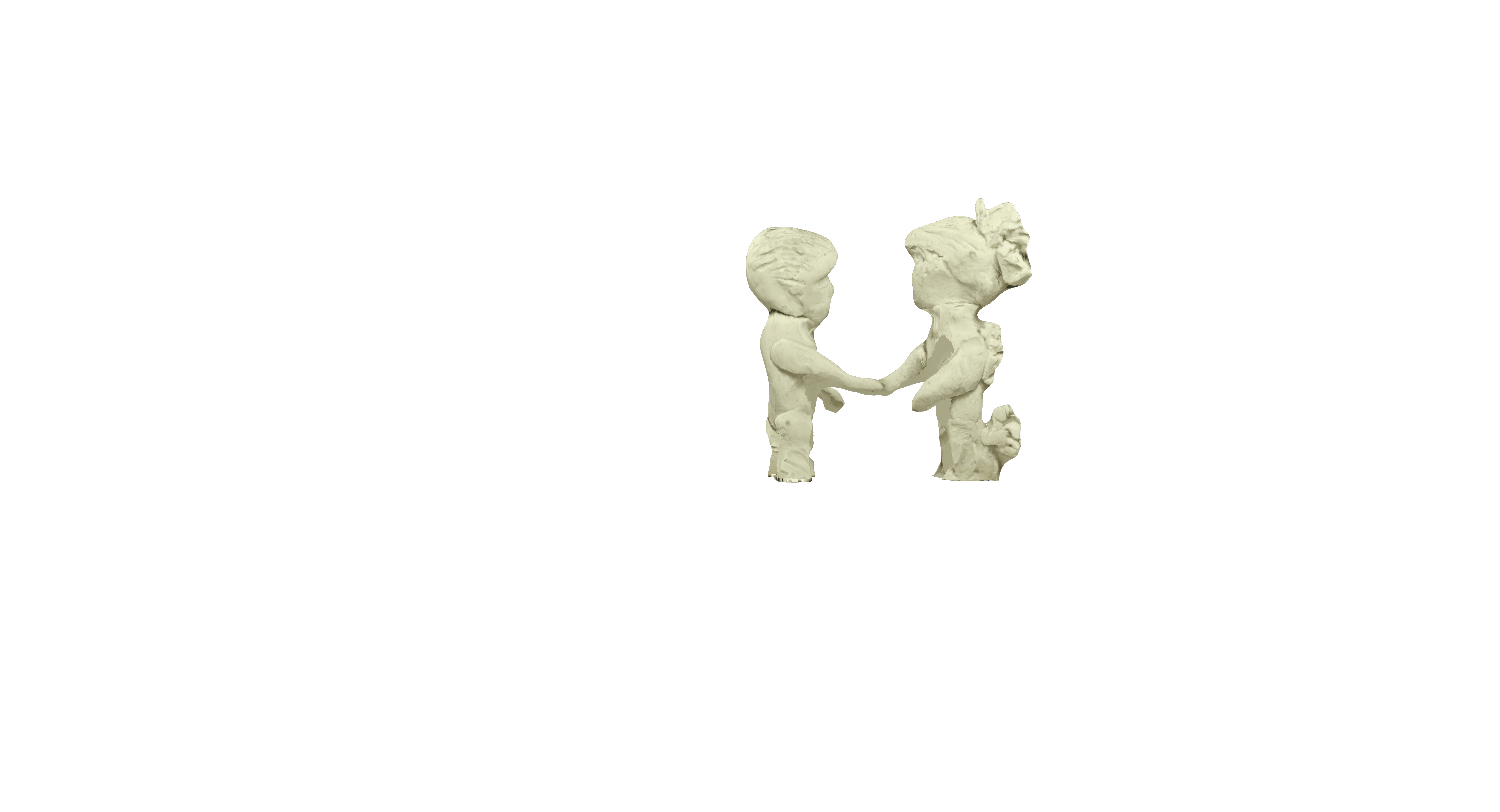 """tes.png Download free STL file Pink Floyd """"Wish You Were Here"""" Minimalist Sculpture • 3D printing object, brdwlms"""
