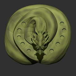Descargar modelos 3D Estatua de Shendu para los talismanes, robsonsilva29