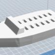 Descargar modelo 3D Boat USB Stick Organizador de Almacenamiento para Sobremesa, stargazingtv