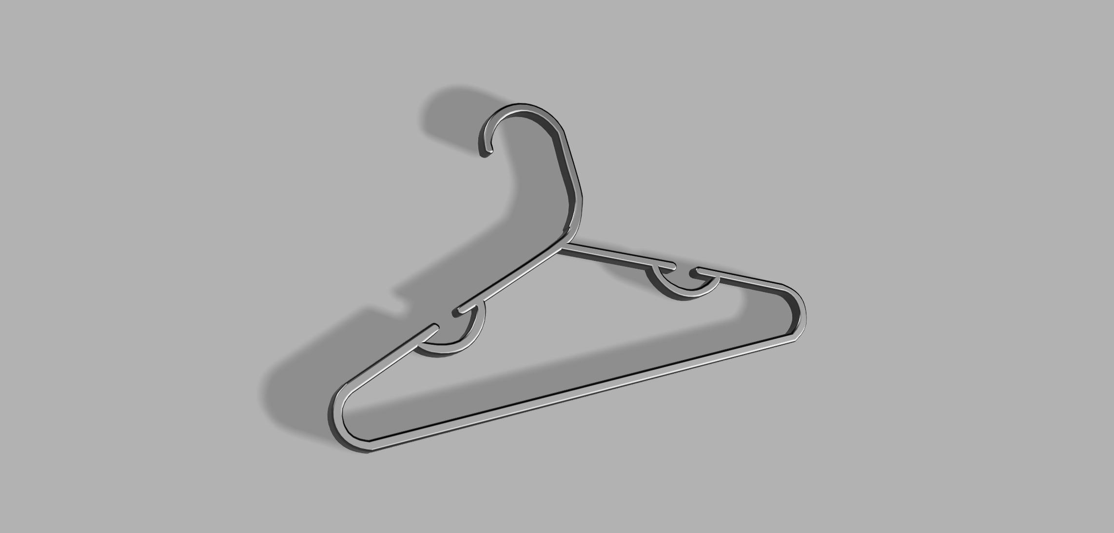 pic 2.png Descargar archivo STL Hanger • Diseño para la impresora 3D, iansjung