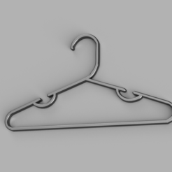 pic.png Download STL file Hanger • 3D printing object, iansjung