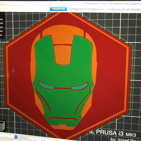 156BC967-6AE2-47B9-A3F6-AFDF99321B4D.jpeg Download free STL file Ironman Plate • 3D printable object, 3Dimpact