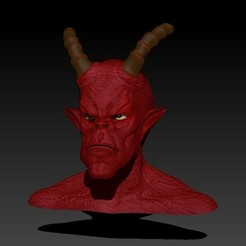 Download free 3D printer designs Demon, 3Dimpact