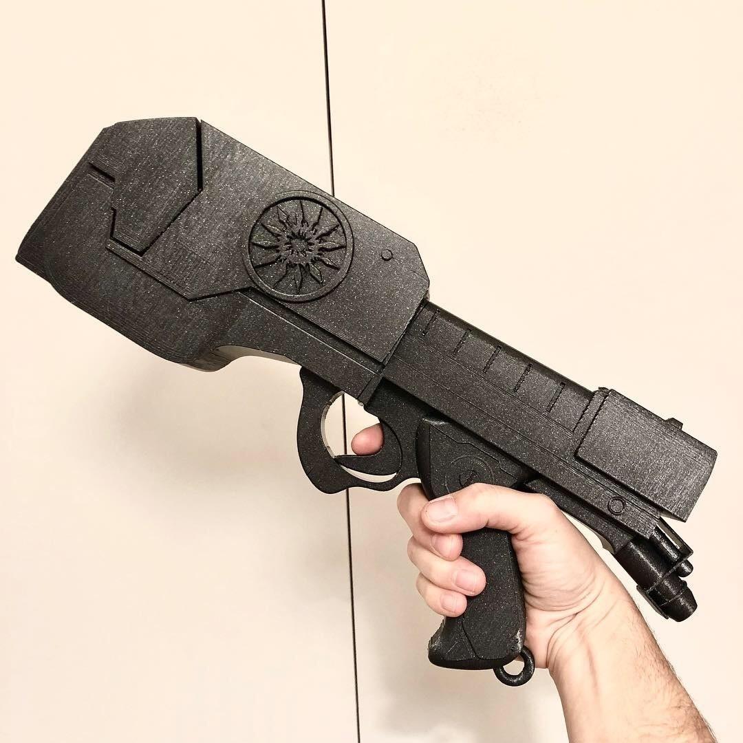 image1.jpeg Télécharger fichier STL gratuit Element Gun Gun Star-Lord • Design imprimable en 3D, 3Dimpact
