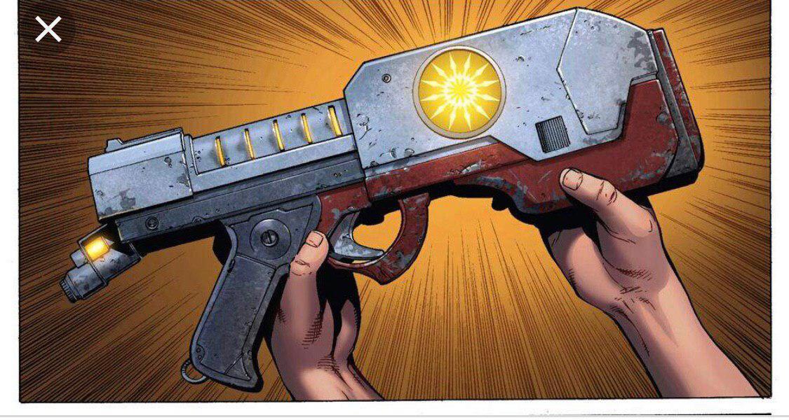 Pistola.jpg Télécharger fichier STL gratuit Element Gun Gun Star-Lord • Design imprimable en 3D, 3Dimpact