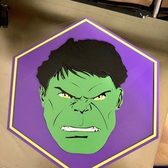 Download free 3D model HULK PLATE, 3Dimpact