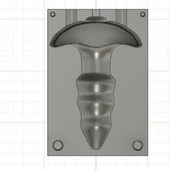 Download 3D printer designs love arrow anal butt plug vibrator, boyds3dprinting